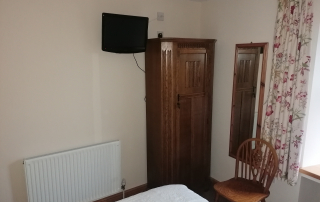 cobweb cottage settle north yorkshire double bedroom