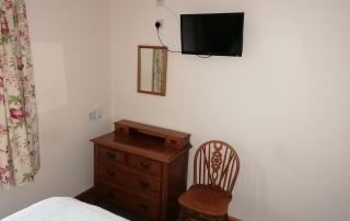 cobweb cottage settle north yorkshire bedroom